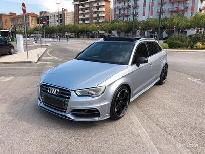 usata Audi S3 Sportback navi dvd tetto pelle fari matrix