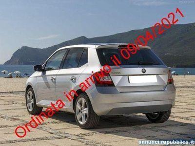 usata Skoda Fabia 1.0 TSI Twin Color Monte Carlo