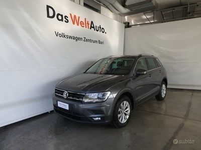 usata VW Tiguan 2.0 tdi Business 4motion 150cv dsg