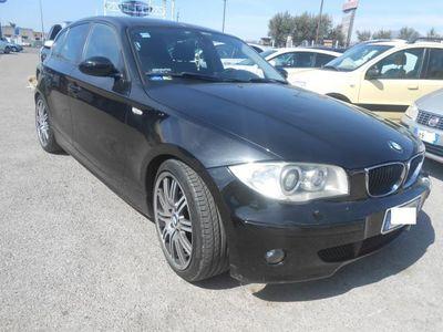 usata BMW 118 118 d pacchetto M Sport Navi Affari, PDC, LED,
