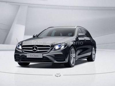 usata Mercedes E220 CLASSE E SWAuto SW AMG Line