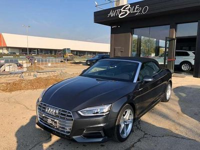 usata Audi A5 Cabriolet 40 TDI S tronic Sport