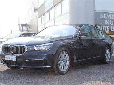 begagnad BMW 730 D XDRIVE LED SOSPENSIONI CRUISE ADAPTIVE DEL 2018