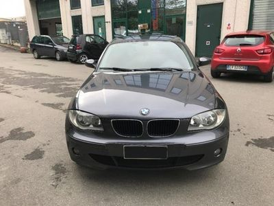 usata BMW 120 D cat 5 porte attiva