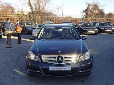 usata Mercedes C200 C 220CDI BlueEFF. CAMBIO AUTOMATICO..COME NUOVA.!