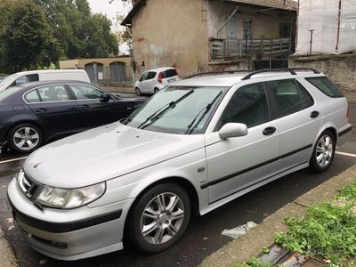 usata Saab 9-5 - 2001