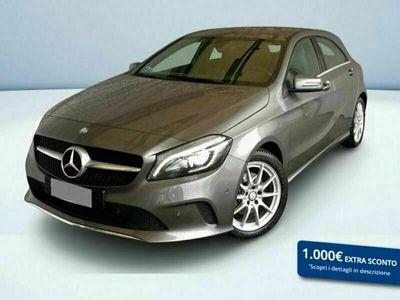 usata Mercedes A180 CLASSE ASport auto my16