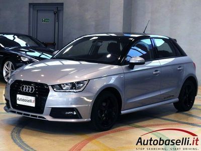 usata Audi A1 Sportback 1.4 TDI ADMIRED S-LINE