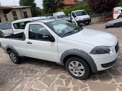 usata Fiat Strada 1.3 MJT 95CV Pick-up Cab.Lunga Trekking rif. 11386791
