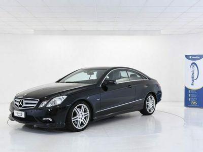 usata Mercedes E350 CDI Coupé BlueEFFICIENCY Avantgarde