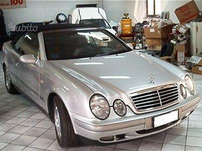 usata Mercedes 320 Classe CLK cabrio (C/A208)v6 - 1998