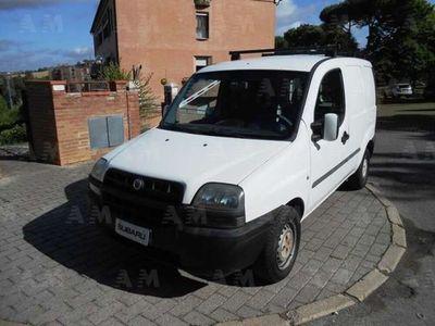 usata Fiat Albea Doblò 1.9 diesel cat Cargo Semivetrato del 2001 usata a