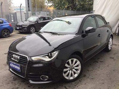 usata Audi A1 Sportback A1 1.6 tdi Attraction 90cv
