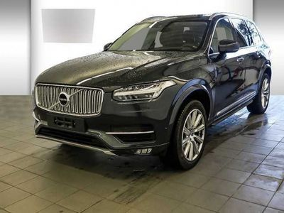 brugt Volvo XC90 D5 Awd Geartronic Inscription 7-sitzer