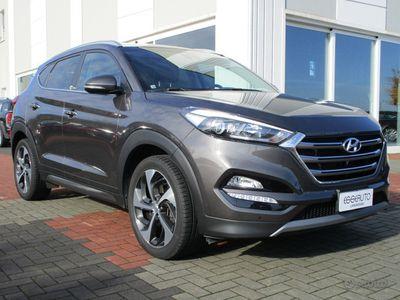 usata Hyundai Tucson 1.7 CRDI Autom - 2017