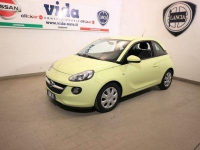 used Opel Adam 1.2 70 CV OK NEOPATENTATI