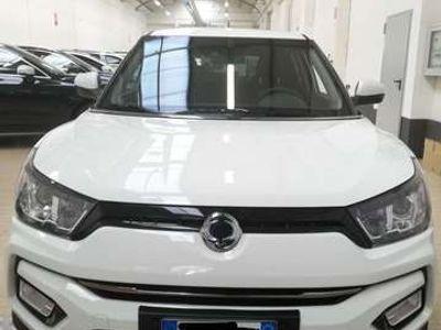 usata Ssangyong Tivoli 1.6 2WD Bi-fuel GPL Road