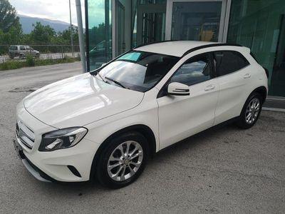 usata Mercedes GLA200 GLAd Business
