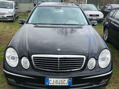usata Mercedes E320 CDI cat S.W. Elegance