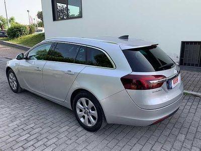 brugt Opel Insignia 1.6 CDTI 136CV Sports Tourer aut. Advance