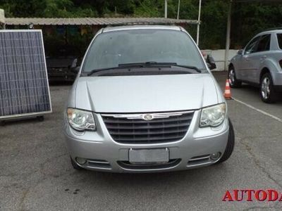 usata Chrysler Grand Voyager Grand Voyager2.8 CRD cat Limited Auto usato