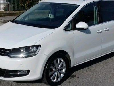 brugt VW Sharan 2.0 Tdi Navi-DsG-Pelle-Pdc 2015