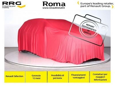 gebraucht Renault Mégane dCi 8V 110 CV EDC Energy Zen nuova a Roma
