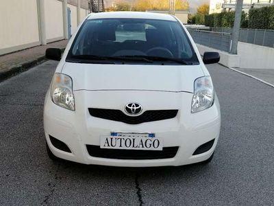 usata Toyota Yaris 1.0 5 porte Now GPL