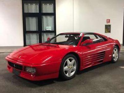 usata Ferrari 348 ts cat
