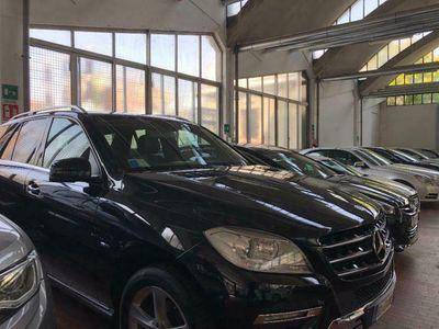 used Mercedes ML250 BlueTEC Premium *Navi*Led*Retrocamera* Full