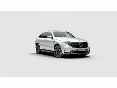 usata Mercedes EQC (N293) 400 4Matic Sport AMG