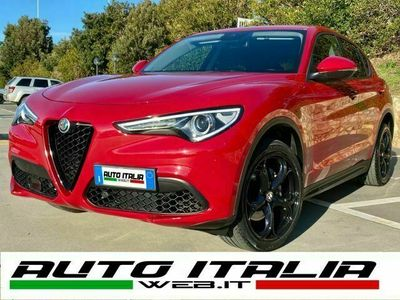 usata Alfa Romeo Stelvio 2.0 TURBO 280CV AT8 Q4 PELLE+