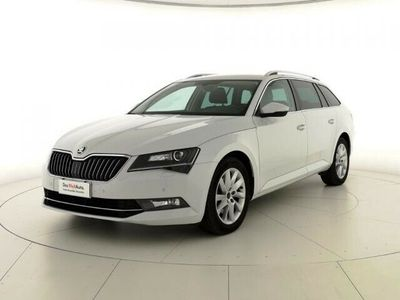 usata Skoda Superb 2.0 TDI 150 CV SCR DSG Wagon Executive