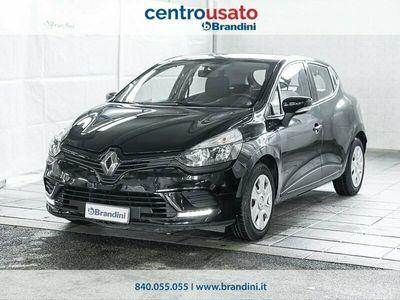 usata Renault Clio IV 2017 1.2 16v Life 75cv