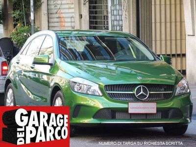 usata Mercedes A160 BUSINESS UNIPROPRIETARIO rif. 12193118