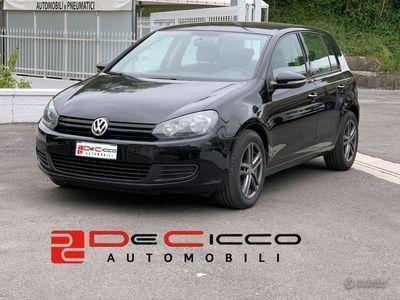 usata VW Golf 6ª 1.6 TDI 105 CV BLUEMOTION