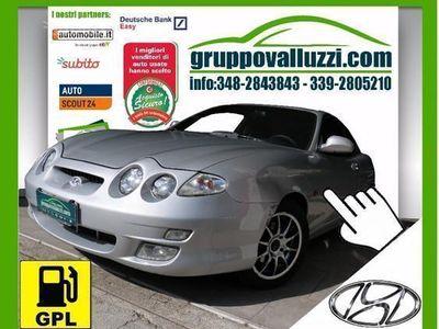 usado Hyundai Coupé usata del 2000 a Potenza, Km 263.000