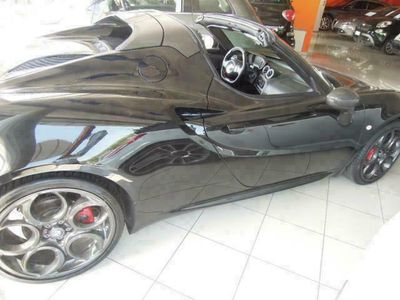 usata Alfa Romeo 4C Spider carbon edition *tasso zero*anticipo zero*