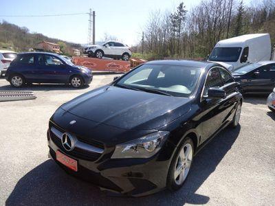 usata Mercedes CLA180 d CDI Executive E6