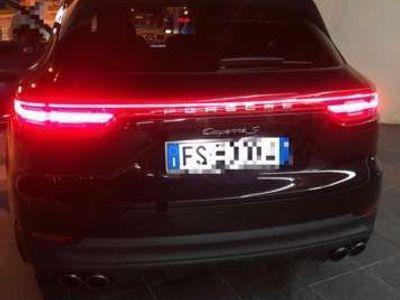 usata Porsche Cayenne S Cayenne 2.9 V6 S UFF. ITALIANAlistino €124.000