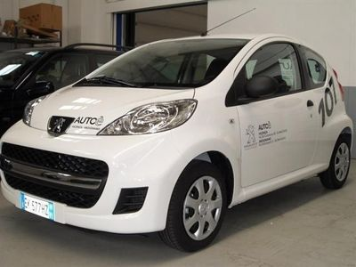 usata Peugeot 107 1.0 68CV 3p. XA Van