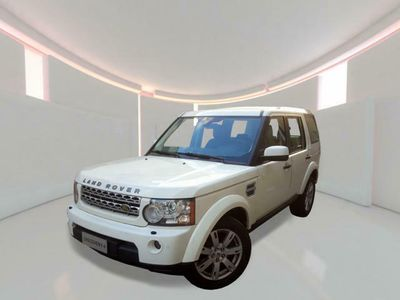 used Land Rover Discovery 4 3.0 TDV6 SE
