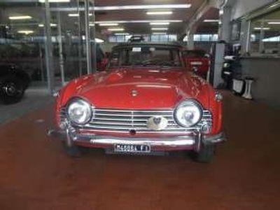 """usata Triumph TR4 versione """"sport""""-overdrive benzina"""