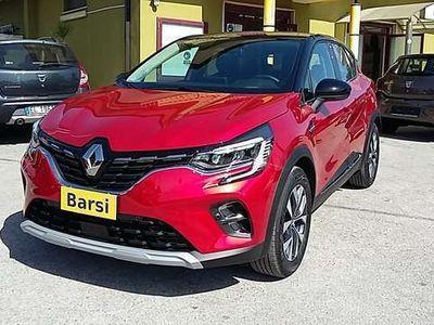 usata Renault Captur Intens Dci 115cv EDC