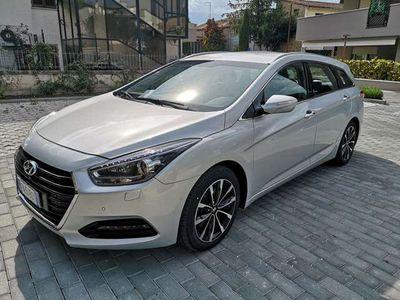 usata Hyundai i40 Wagon 1.7 CRDi 141 CV 7DCT Comfort
