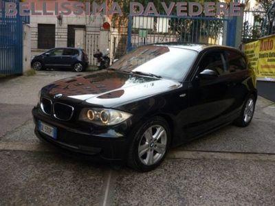 usata BMW 118 Serie 1 E81) cat 3 porte Eletta Come Nuova