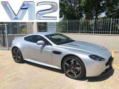 usata Aston Martin V8 Vantage S Coupé Sportshift - 1ST HAND -OK NETTO