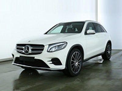 usata Mercedes 250 Glc-klasse4m Amg Sport Ahk Abstandstemp. Led Pano