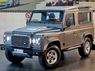 usata Land Rover Defender 90 2.4 TD4 Station Wagon E usato