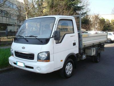 usata Kia Bongo 2.5 TDI Autocarro Cassone Ribaltabile -